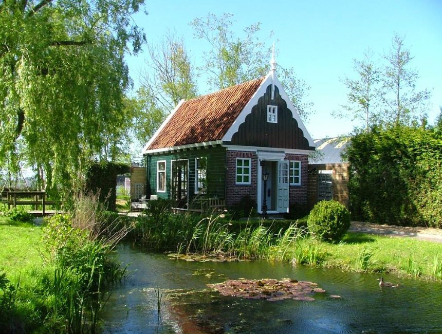 Het Saense Huisje