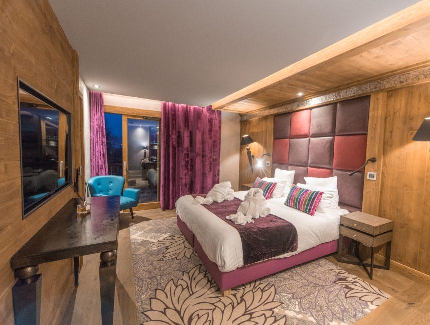 Hotel Alexane Samoens Grans Massif wintersport