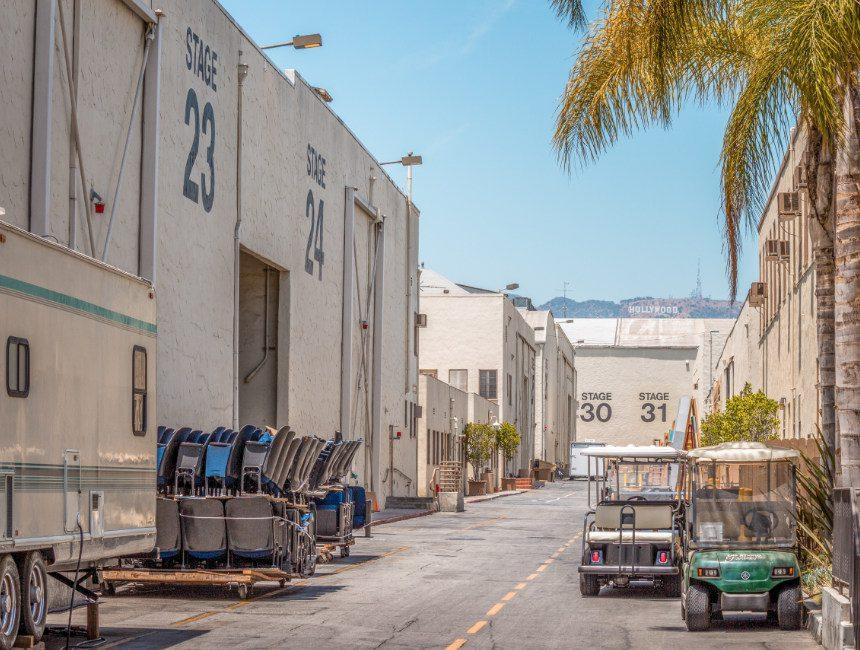 Los Angeles filmstudio