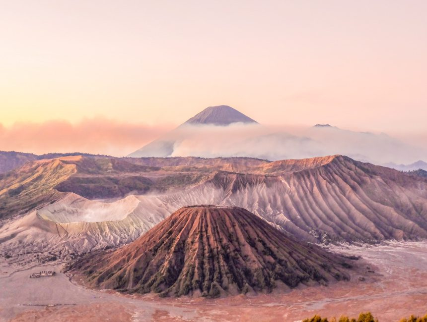 Mount Bromo rondreis Indonesie