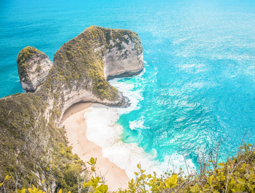 T-rex beach Bali