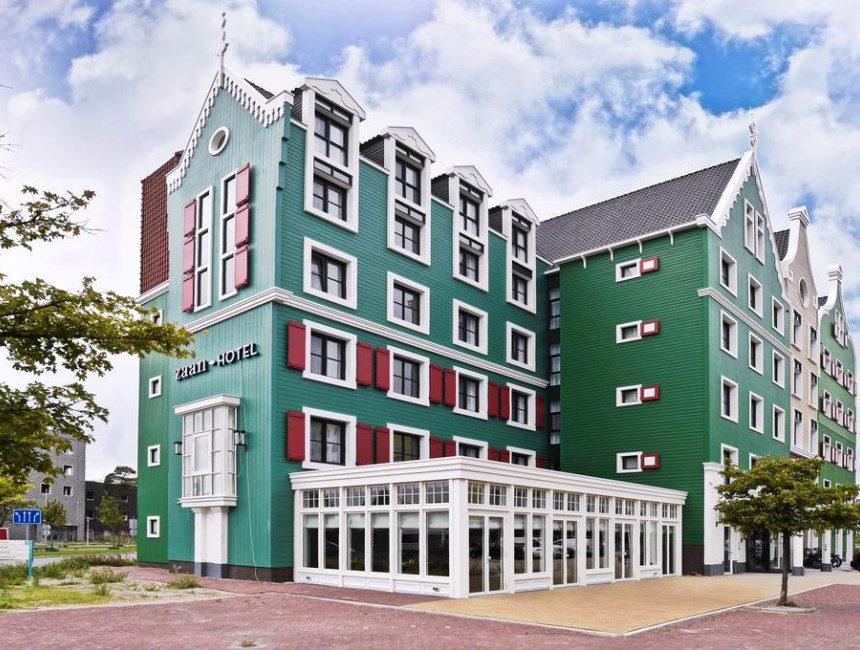 goedkoop hotel Zaandam