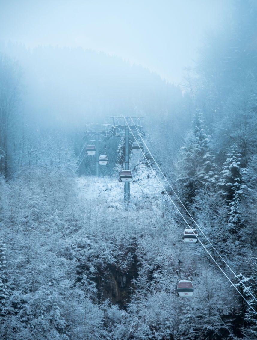 Grans Massif skiliften