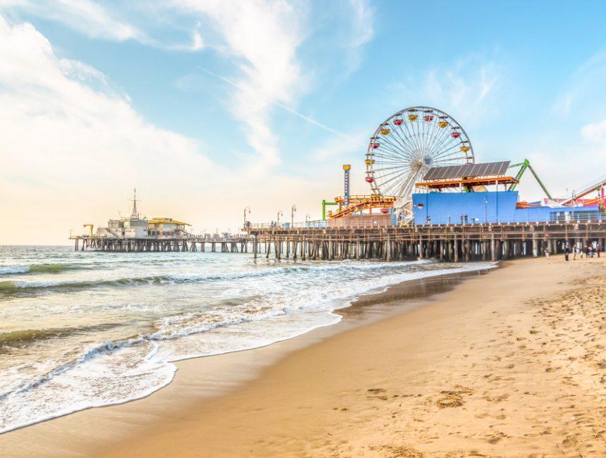 hoogtepunten Los Angeles Santa Monica Pier
