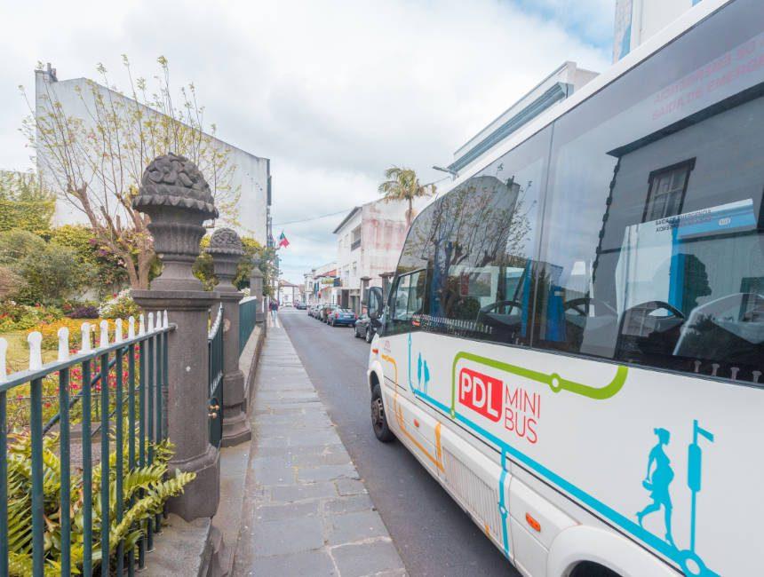 openbaar vervoer azoren