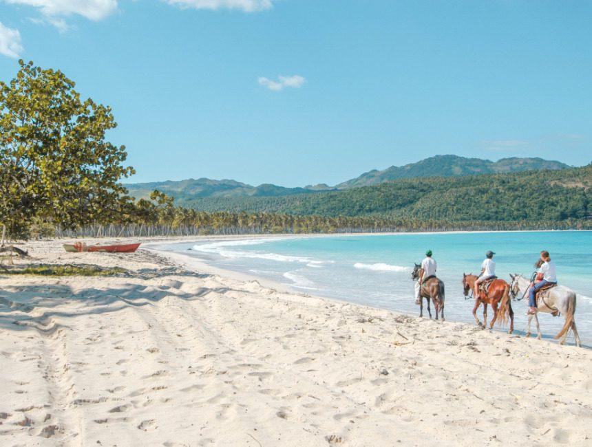 paardrijden dominicaanse republiek