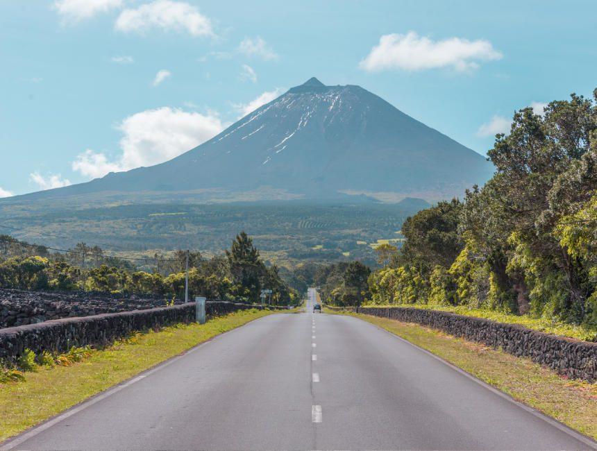 pico azoren bezienswaardigheden berg