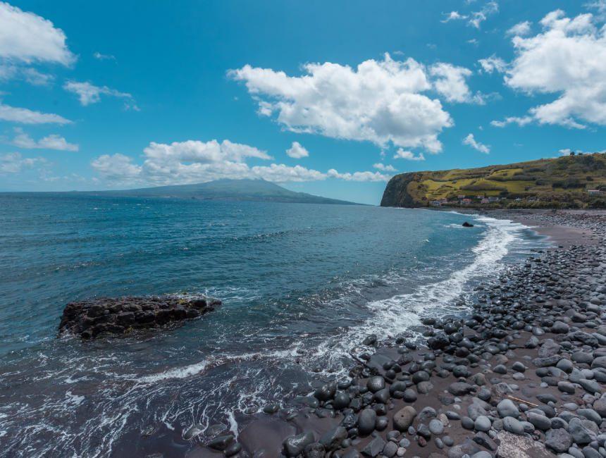 praia do almoxarife faial eiland