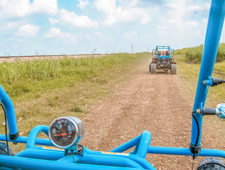punta cana tours buggy