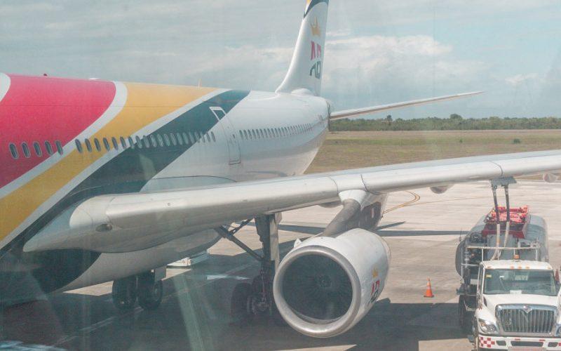 repatrieringsvlucht Dominicaanse Republiek