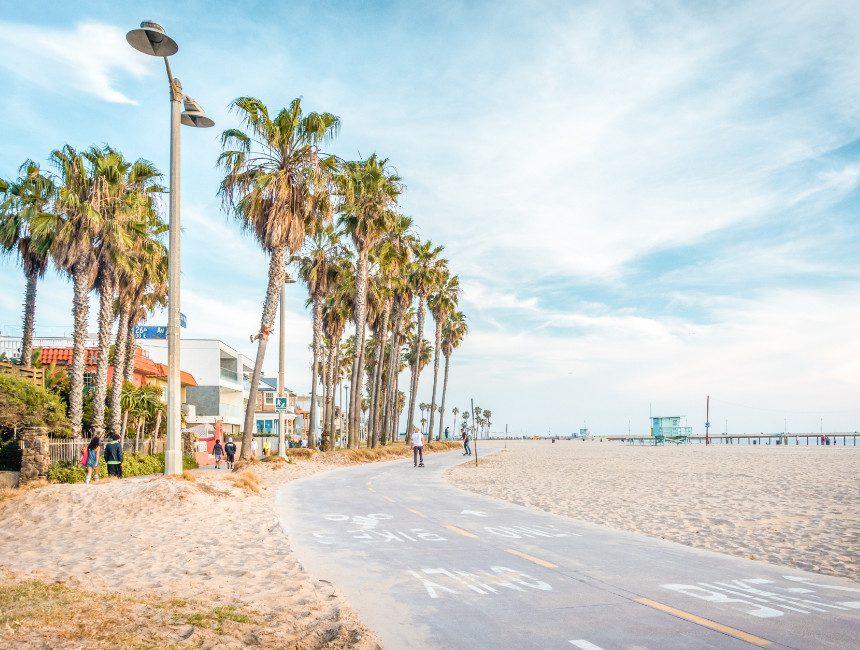 Venice Beach dingen om te doen in Los Angeles