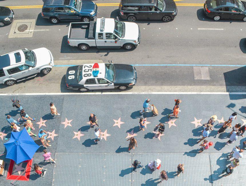Walk of Fame Los Angeles bezienswaardigheden