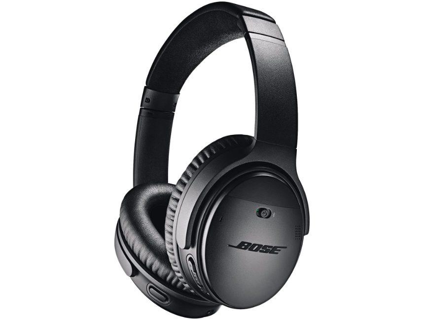 Beste draadloze koptelefoon: Bose QuietComfort 35 II