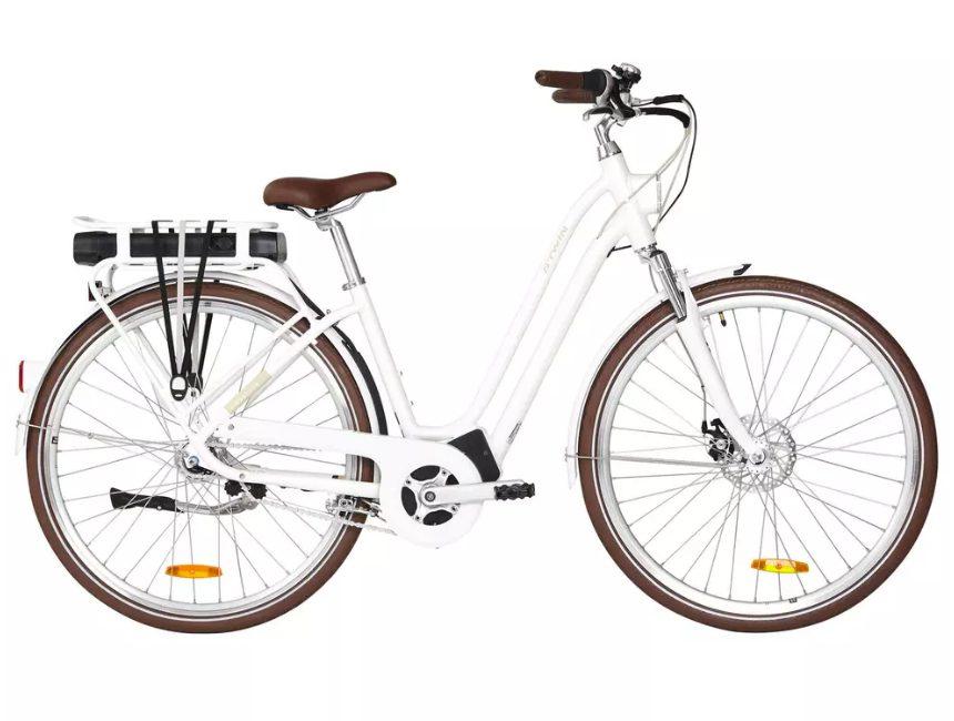 Beste elektrische fiets met middenmotor: B'Twin Elops 920
