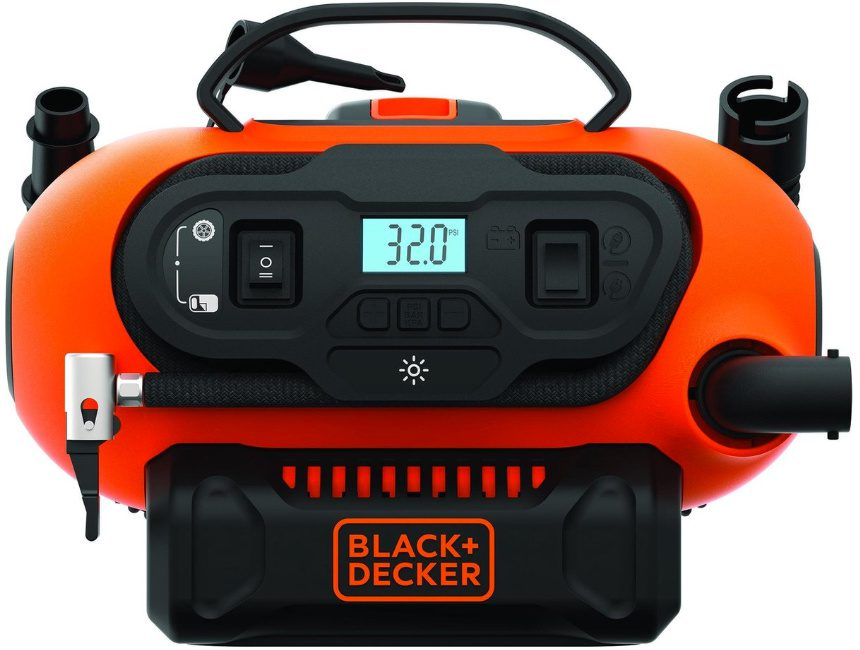 Black & Decker minicompressor