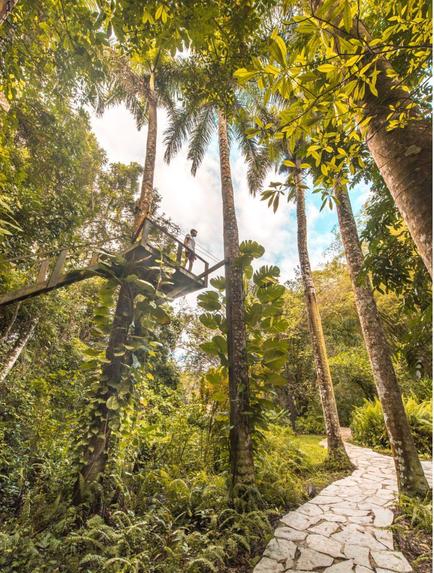 Rancho Platón Ecolodge vakantie Dominicaanse Republiek