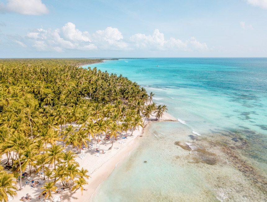Saona eiland