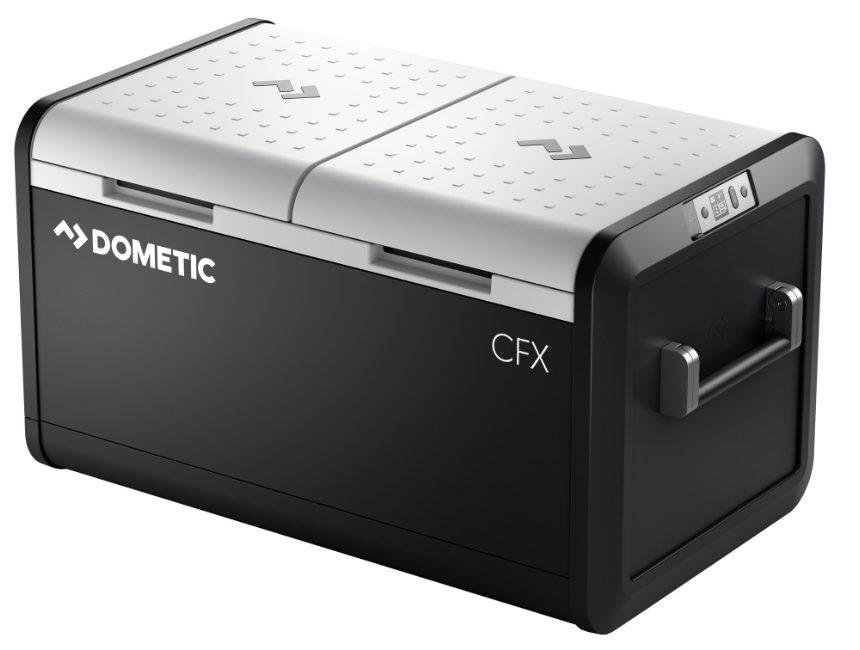 beste camping koelkast Dometic CFX3 75DZ