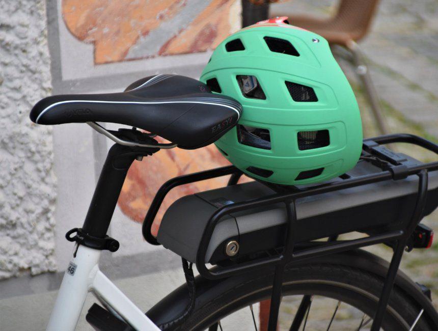 fietshelm onderhoud