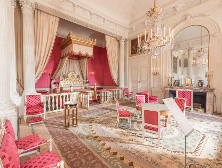 groot trianon interieur versailles