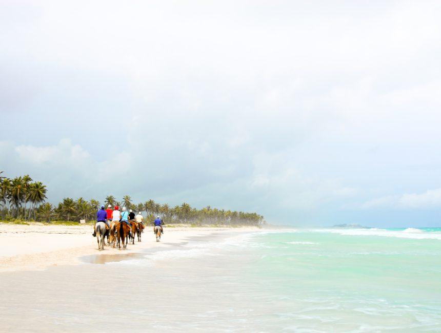 paardrijden dominicaanse republiek excursies Punta Cana