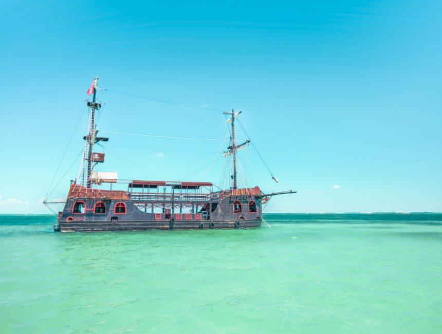 piratenschip punta cana uitstapjes dominicaanse republiek