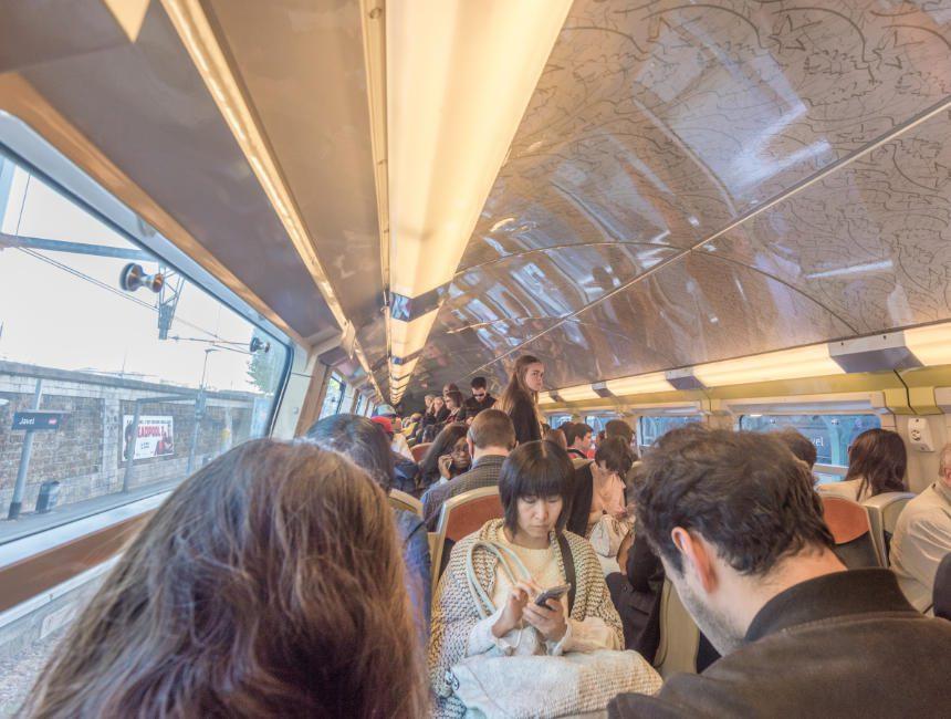 trein parijs versailles