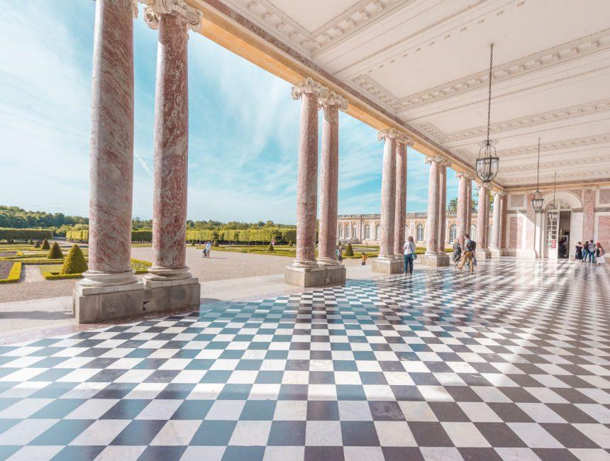 versailles bezoeken groot trianon