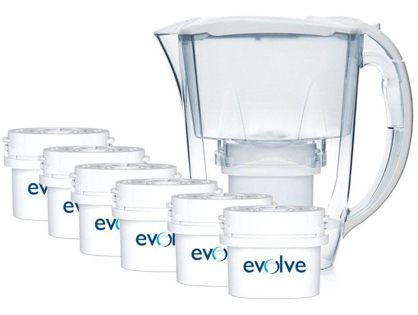 Aqua Optima waterkan met filter