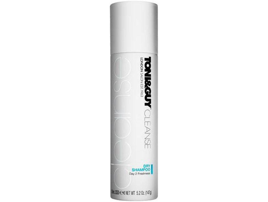 Beste droogshampoo voor op reis: TONI&GUY - Cleanse Dry Shampoo