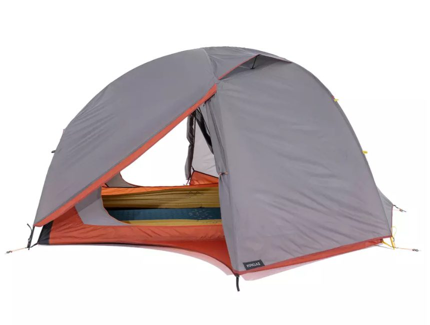 Forclaz Trek 900 Ultralight decathlon tent