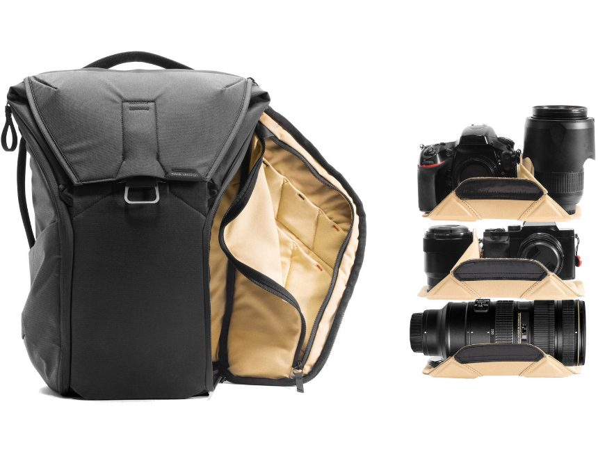 Peak Design Everyday Backpack camera rugzak