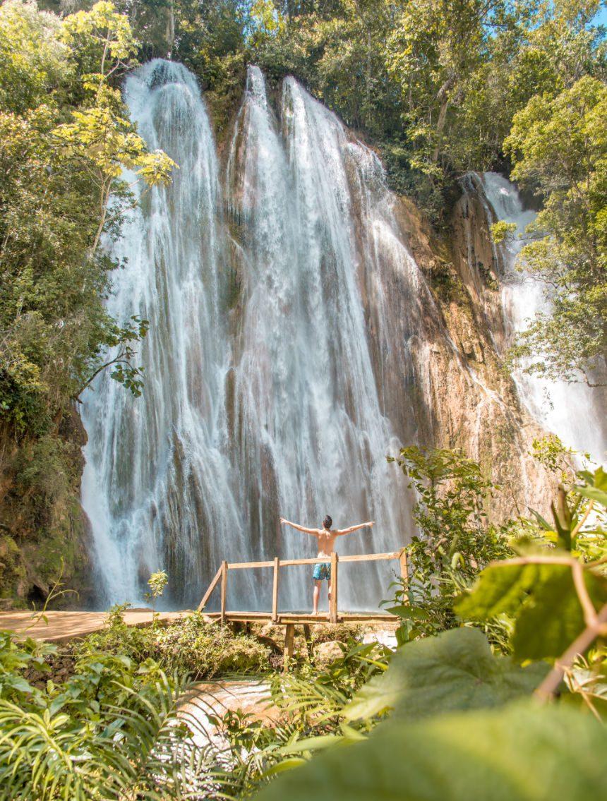 Samana Dominicaanse Republiek El Limon Waterval