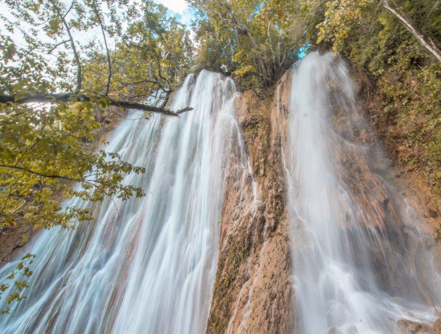 Samana watervallen