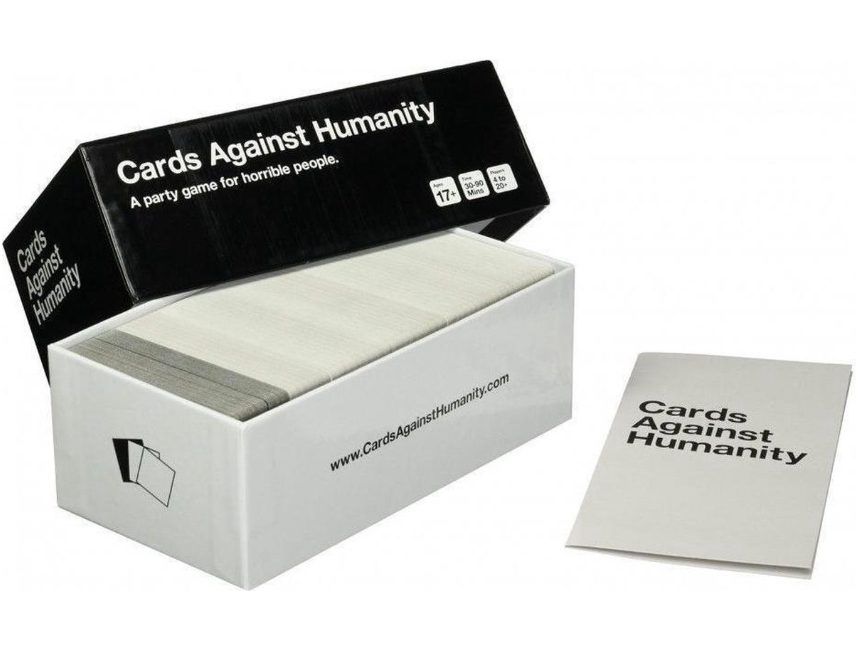 reisspelletjes Cards Against Humanity