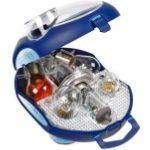 reservelamp autovakantie meenemen
