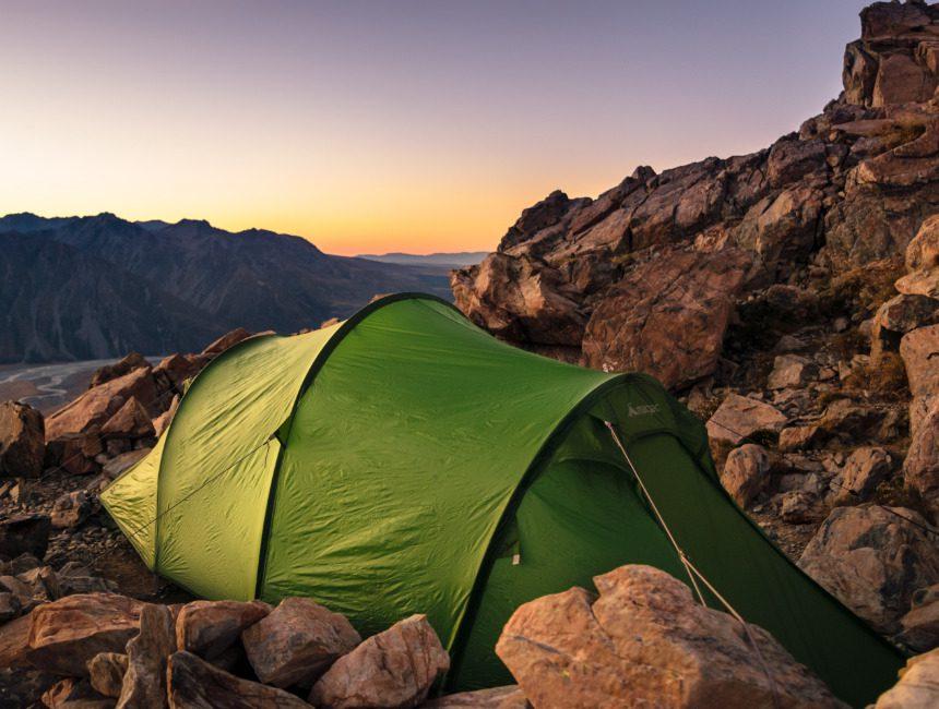 soorten tenten