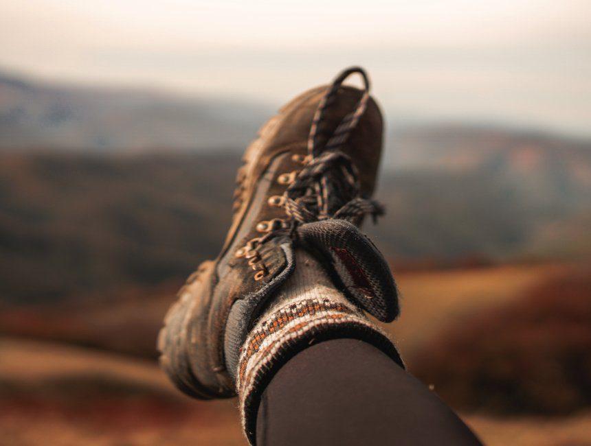 trekking schoenen