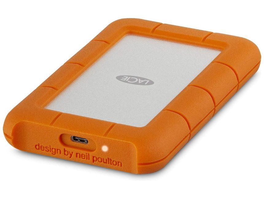 LaCie Rugged Mini USB 3.0 beste externe opslag