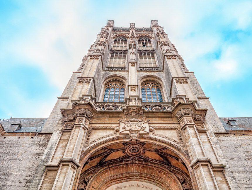To do Antwerpen Sint-Jacobskerk