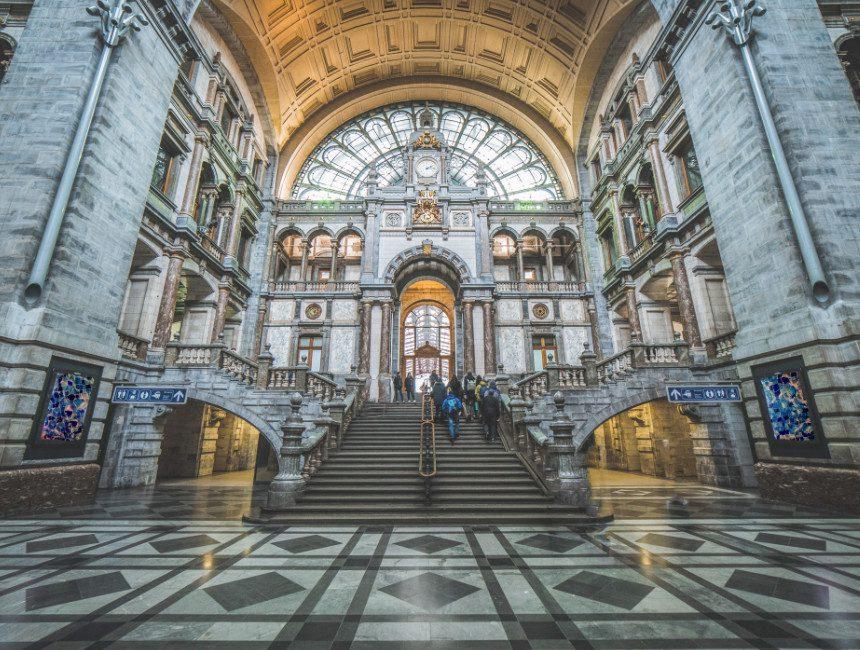 centraal station Antwerpen highlights