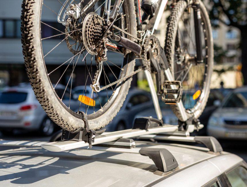 fietsdrager dak