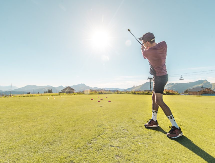 golf Avoriaz