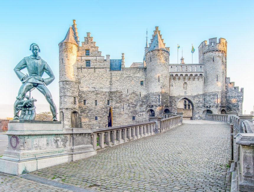 het Steen kasteel Antwerpen bezienswaardigheden