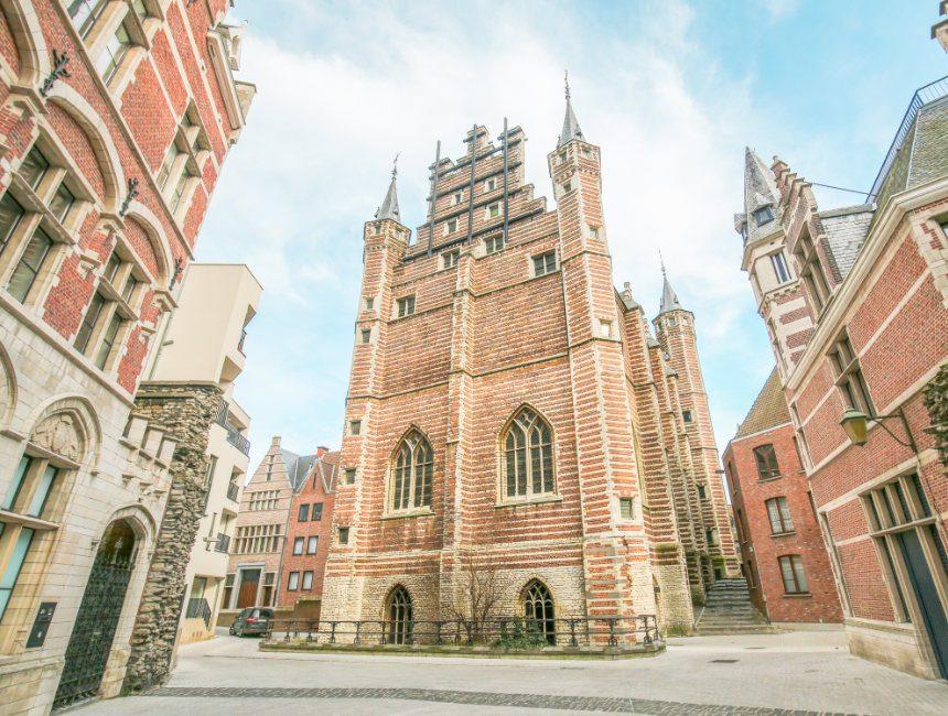 mooie plekken Antwerpen Vleeshuis
