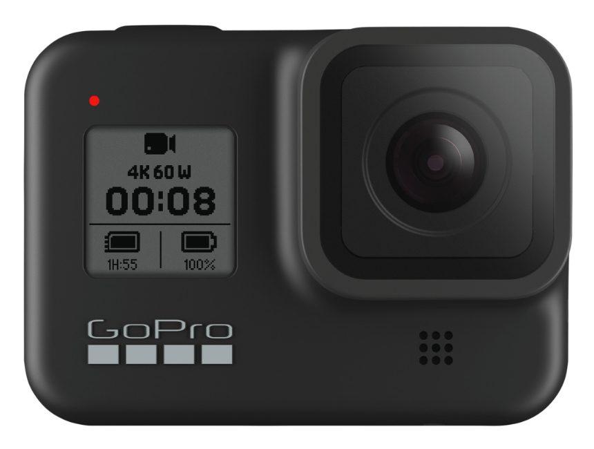 Beste action camera GoPro Hero 8