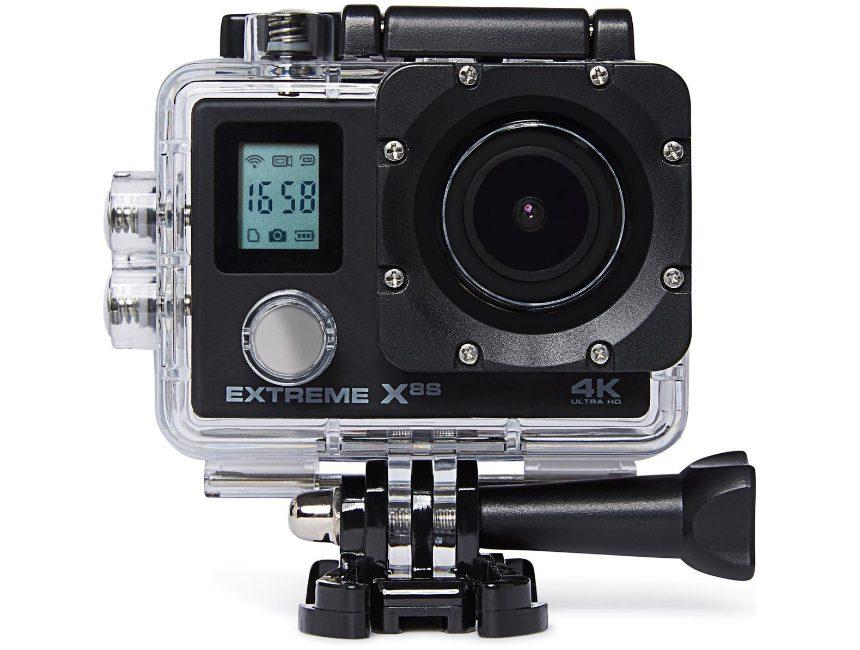 Beste budget action camera Vizu Extreme X8S