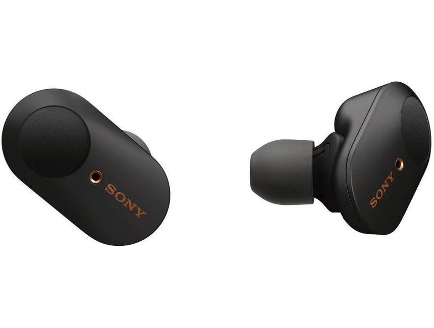 Beste draadloze oortjes Sony WF-1000XM3