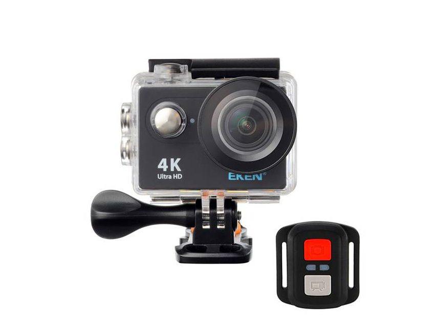 Beste goedkope action cam met 4K EKEN H9R