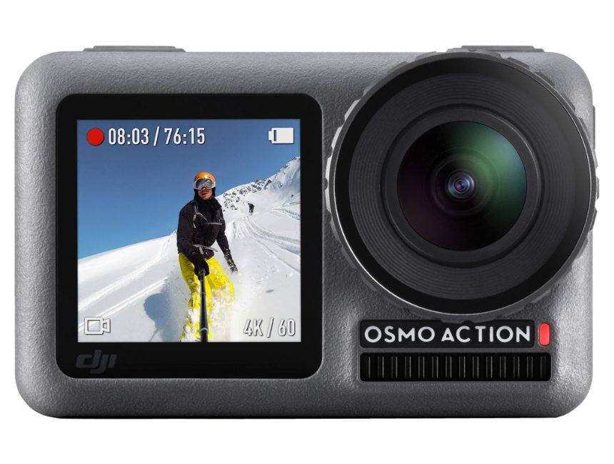DJI Osmo Action camera goede